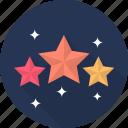 sky, space, star