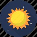 cloud, forecast, space, sun, sunny, weather