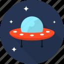 alien, ship, space, spaceship, ufo