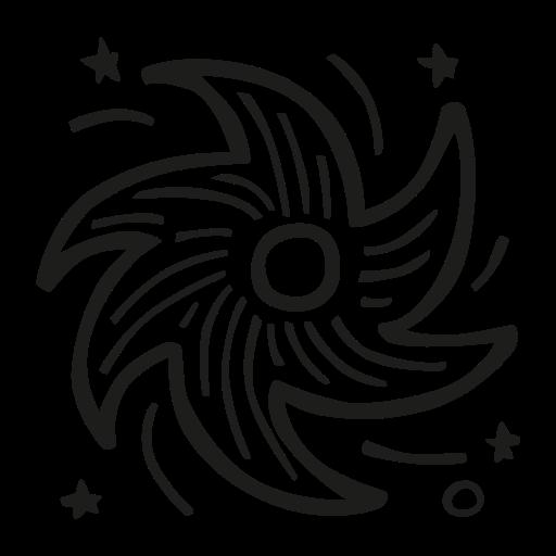 astronomy, black hole, scifi, space icon