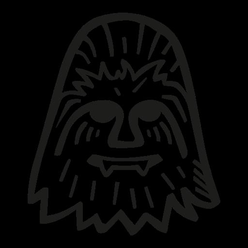 chewbacca, fan art, scifi, star wars, starwars icon