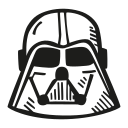 darth, fan art, scifi, star wars, starwars, vader icon