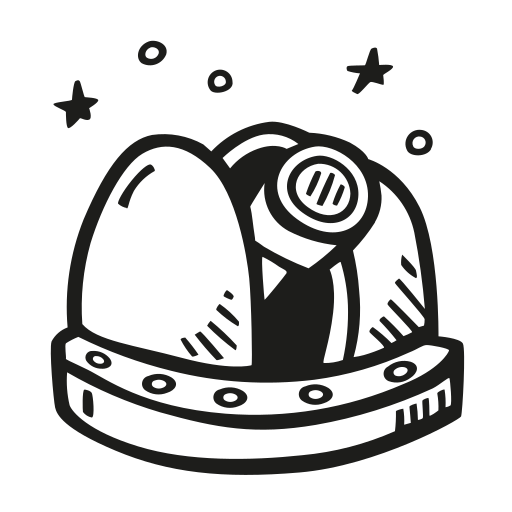 astronomy, observatory, science, scifi, space icon