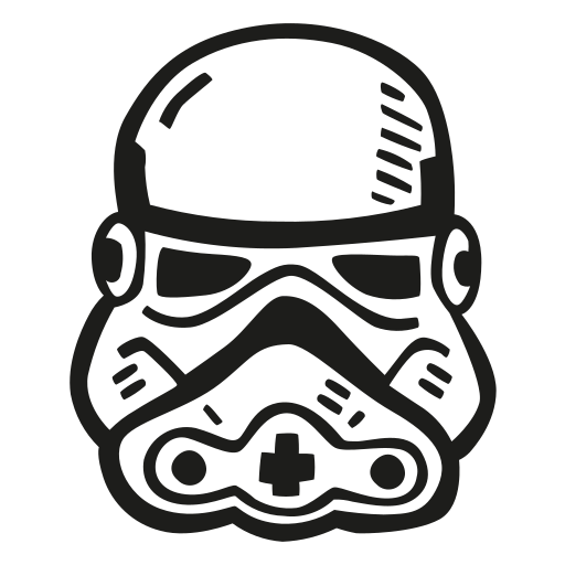 fan art, scifi, star wars, starwars, stormtrooper icon