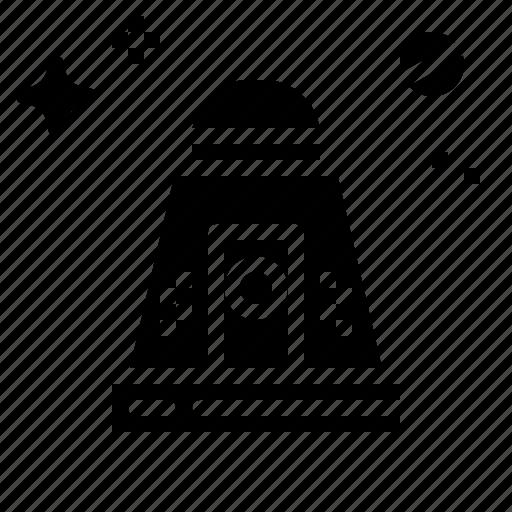 Capsule, galaxy, rocket, ship, space icon - Download on Iconfinder