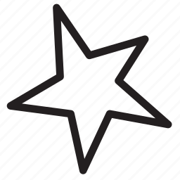 night, rating, space, star icon