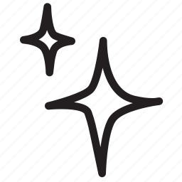 astronomy, night, space, star icon
