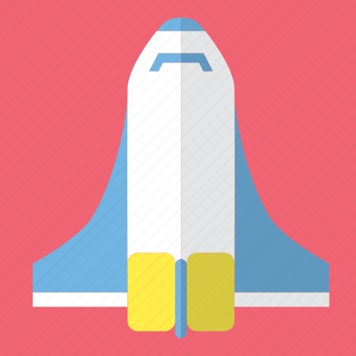 airs, apollo, fly, launcher, plane, rocket, space icon