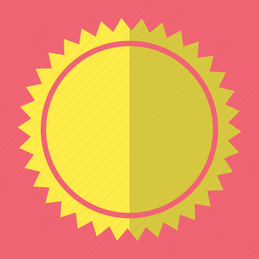 fire, galaxy, light, space, star, sun, yellow icon