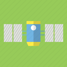 link, probe, satellite, signal, space icon