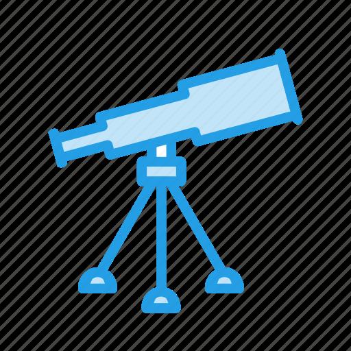 astronomy, lense, mirror, optical, radio, sky, telescope icon