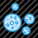 satellite, planet, small, astronomy, galaxy, astrology icon