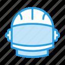 helmet, sky, solar, space, spacesuit, universe icon