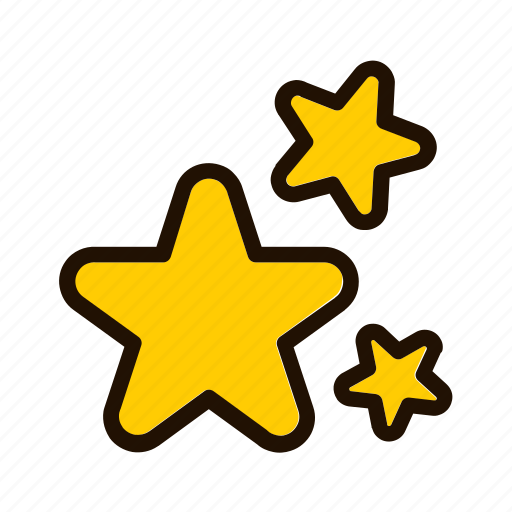 astronomy, space, spaceship, star icon