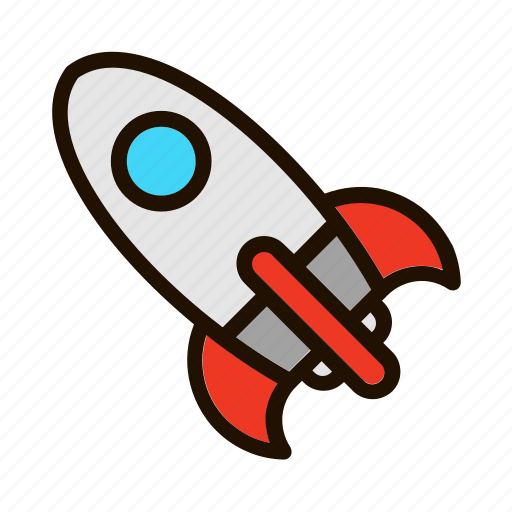 astronomy, rocket, space, spaceship icon