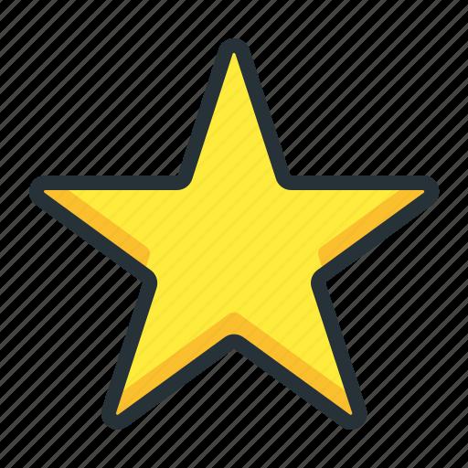 award, favorite, rating, sky, star icon