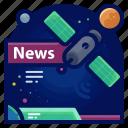 exploration, news, satellite, space, technology, travel