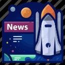 exploration, news, rocket, space, spaceship, travel