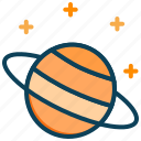 orbit, planet, saturn, science, space