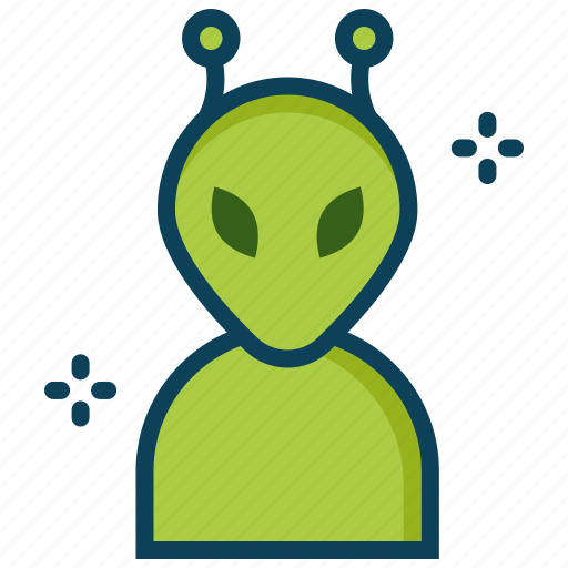 alien, science, space icon