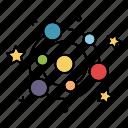 galaxy, nasa, planets, science, space, stars, universe