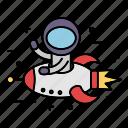 galazy, mars, nasa, space, spaceship, stronaut, universe icon