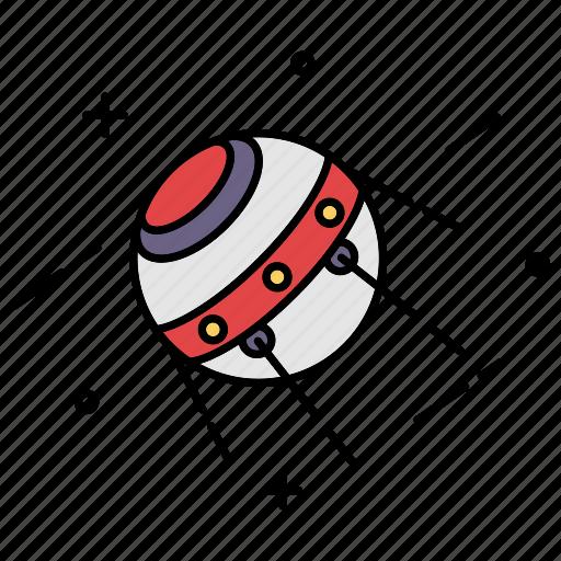 alien, astronaut, mars, nasa, space, spaceship, universe icon
