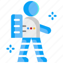 astronaut, astronaut walking, space, spaceman, walk