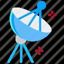 antenna, dish, radiotelescope, satellite, satellite dish