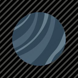 astronomy, neptune, planet, space, universe icon