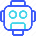 25px, iconspace, robot icon