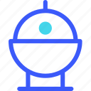 25px, iconspace, spaceship icon