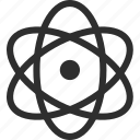 25px, atom, iconspace icon