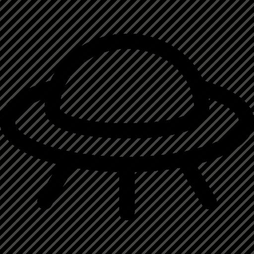 alien, ship, space, spacecraft, transport, ufo icon