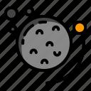 astronomy, orbit, planet, universe