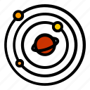 astronomy, galaxi, orbit, space