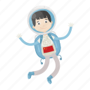 astronaut, astronomy, kid, spaceman