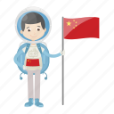 astronaut, astronomy, china, kid, spaceman