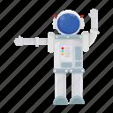 astronaut, cosmonaut icon