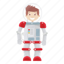 astronaut, boy, kid, spaceman, suit
