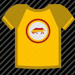 bright, espana, spain, tshirt, wear icon
