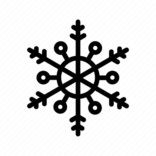 christmas, holiday, ice, snow, snowflake, snowflakes, winter icon