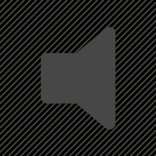 music, sound, speaker, volume icon