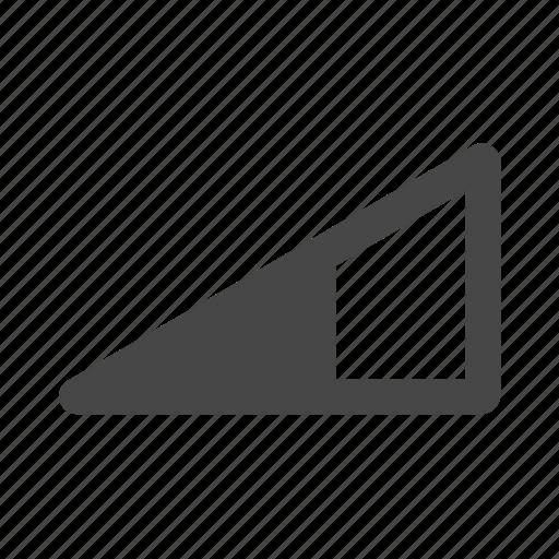 audio, equalizer, sound level icon