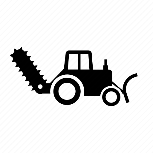 bar, machine, special, tractor, vehicle icon