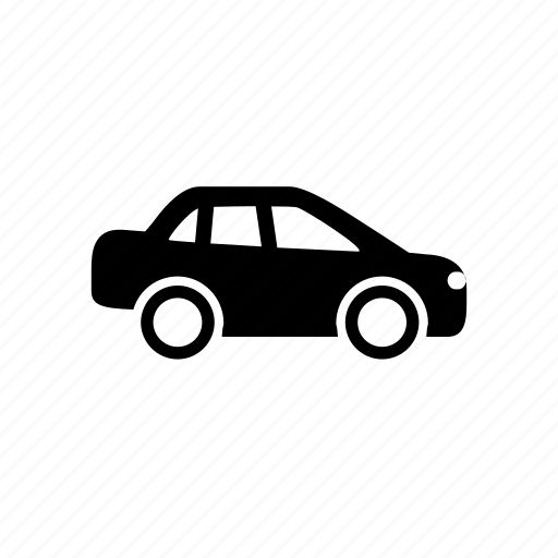car, personal, transport, wheels icon