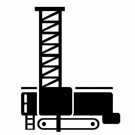 rig, special, vehicle icon