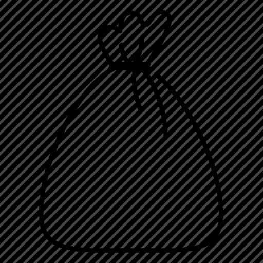 Bag, christmas, gift, holiday, present, santa, xmas icon - Download on Iconfinder