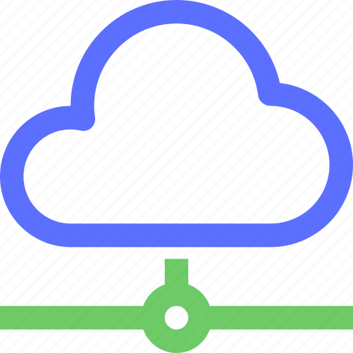 cloud, internet, net, network, system, web icon