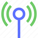 connection, internet, net, network, speed, system, web, wifi icon